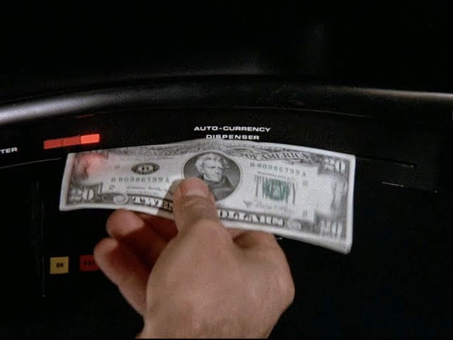 Auto Currency Dispenser