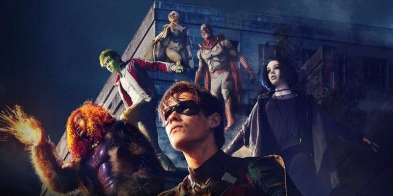 【海外ドラマ】DCドラマ「TITANS/タイタンズ」のあらすじやキャスト+おすすめポイントをご紹介
