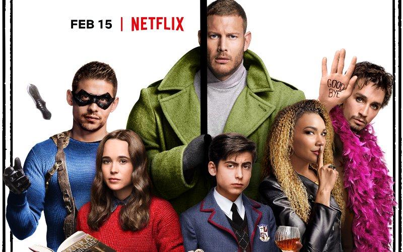 【海外ドラマ】Netflixおすすめ「アンブレラ・アカデミー」のあらすじやキャストなどを徹底解説