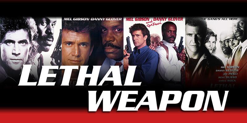 【映画】おすすめ「リーサル・ウェポン」全4作のトリビア・あらすじ・キャストなど徹底解説