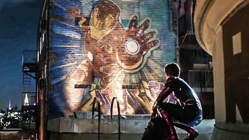 スパイダーマン:ファー・フロム・ホーム2