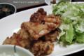 山形県山辺町 ヤマキチ 塩麹で鳥唐定食