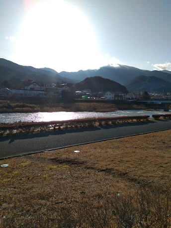 松野町広見川