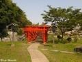 20150617 高山稲荷神社①(つがる市牛潟町)