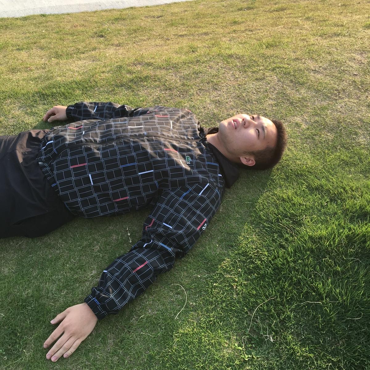 芝生 ゴローン