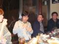2009年3月川島選手送別会