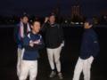 2008年11月頃狩俣選手最終戦後?