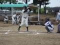 2010年5月30日vs竹善:太陽スポーツ杯3戦目