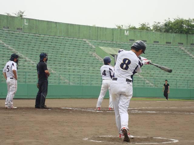 2010年6月13日vs富山倉庫