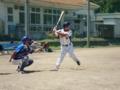 2010年7月24日vs野球人リターンズ
