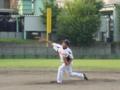 2010年8月7日vs富士製薬工業:MVP杯3回戦