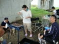 2010年8月14日:カレー&バーベキュー大会