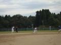 2010年10月3日vs神明球団:小杉スポーツ杯2回戦