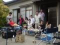 2011年5月3日:城戸邸にて