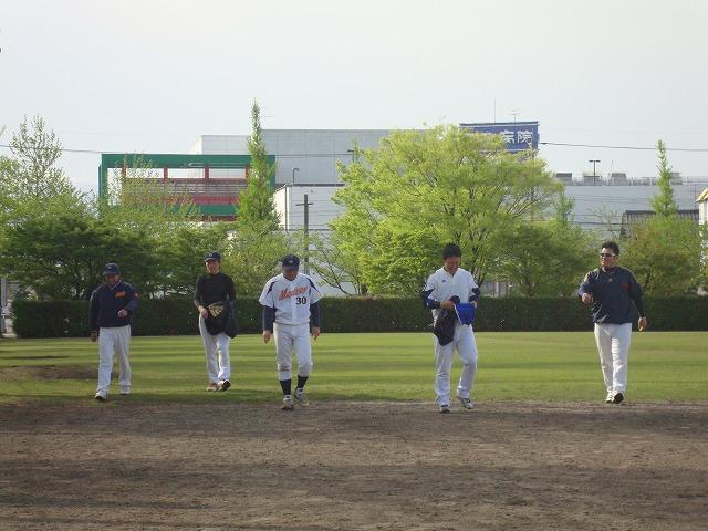 2011年5月7日vsブラフメン