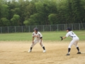 2011年6月18日vs富山大学軟式野球部