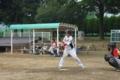 2011年8月6日vsフロージャック:富山県IT杯4戦目