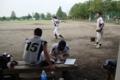 2011年8月27日vsスカイウォーカー:サンデーカップ準決勝