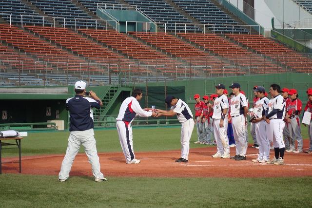 2011年9月25日vsROOTS:サンデーカップ決勝戦