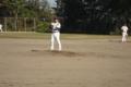 2011年10月29日vs富山大学軟式野球部