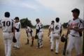 2011年11月3日vs二塚ピース:小杉スポーツ杯3回戦