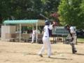2012年7月8日vs駒クラブ