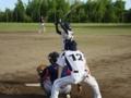 2012年7月16日vsNS野球団