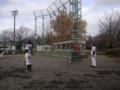 2012年12月2日vsチェストーズ