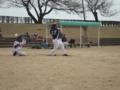 2013年3月31日vs騎兵隊