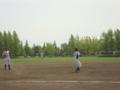 2013年5月26日vsレッドビルディングス:富山県IT杯予選リーグ2戦目