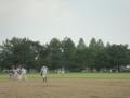 2013年7月28日vsナイトファイターズ:サンデーカップ準々決勝