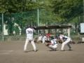 2013年8月17日vs富山クボタベースボールクラブ