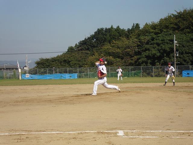 2013年9月29日vs歌の森ソルジャース:小杉スポーツ杯1回戦