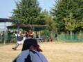 2013年10月14日vsハムストリングス:小杉スポーツ杯2回戦