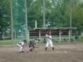 2014年8月24日vs騎兵隊