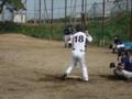 2014年10月12日vs富山大学軟式野球部