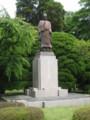 細川忠利公の像(水前寺成趣園)