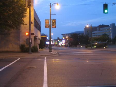 明け方のビールストリート