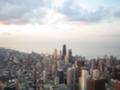 シアーズタワーからの眺め