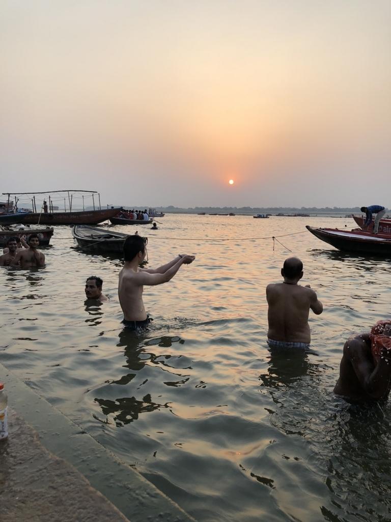 汚染 ガンジス 川
