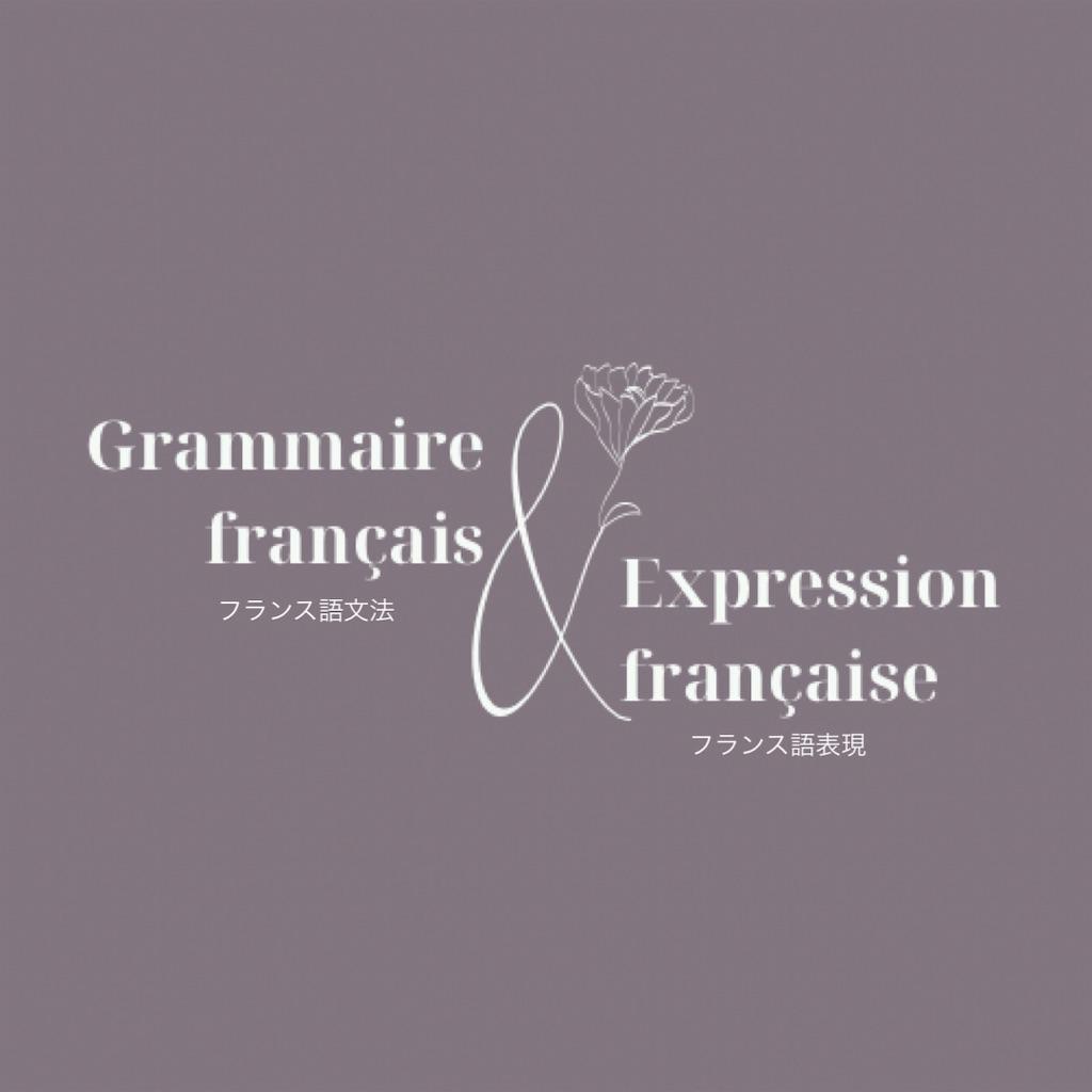 フランス語文法/表現