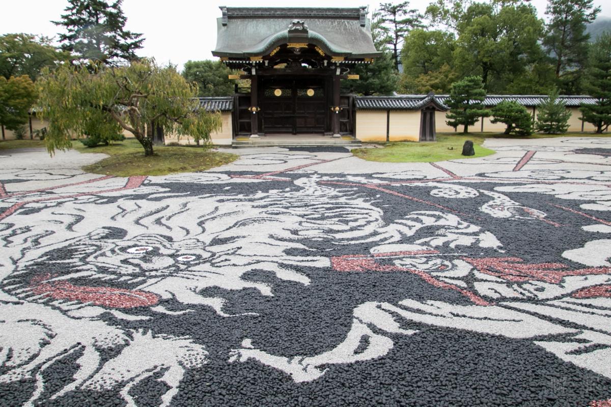 ワンピース 大覚寺
