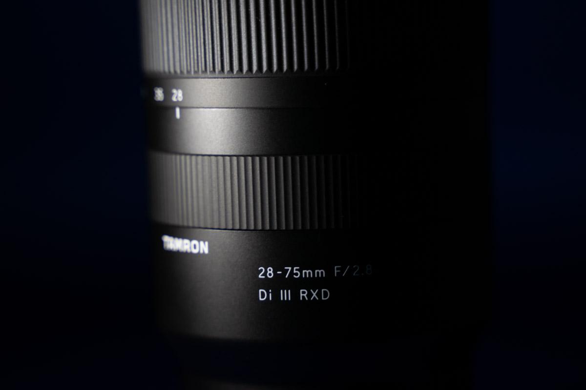 タムロン 28-75mm F2.8