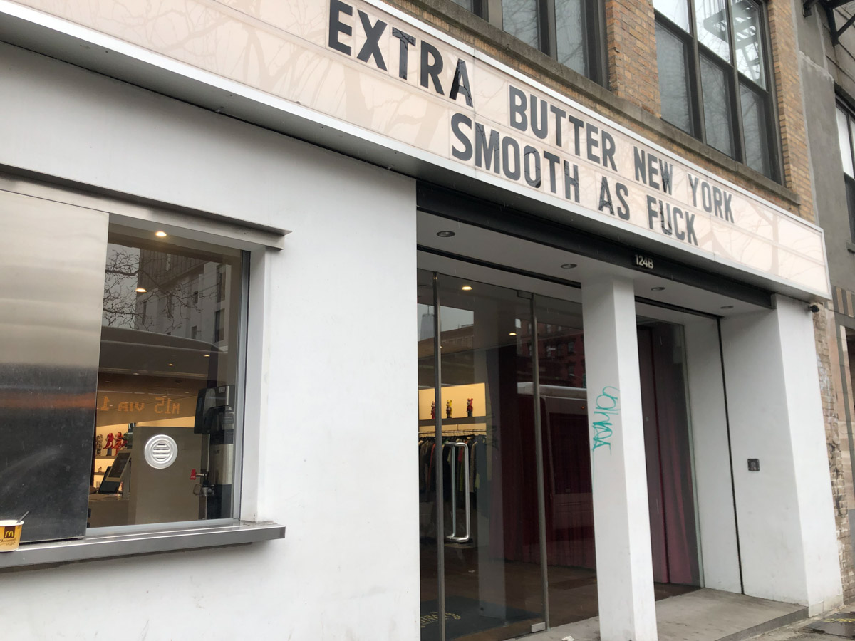 ExtraButter Newyork