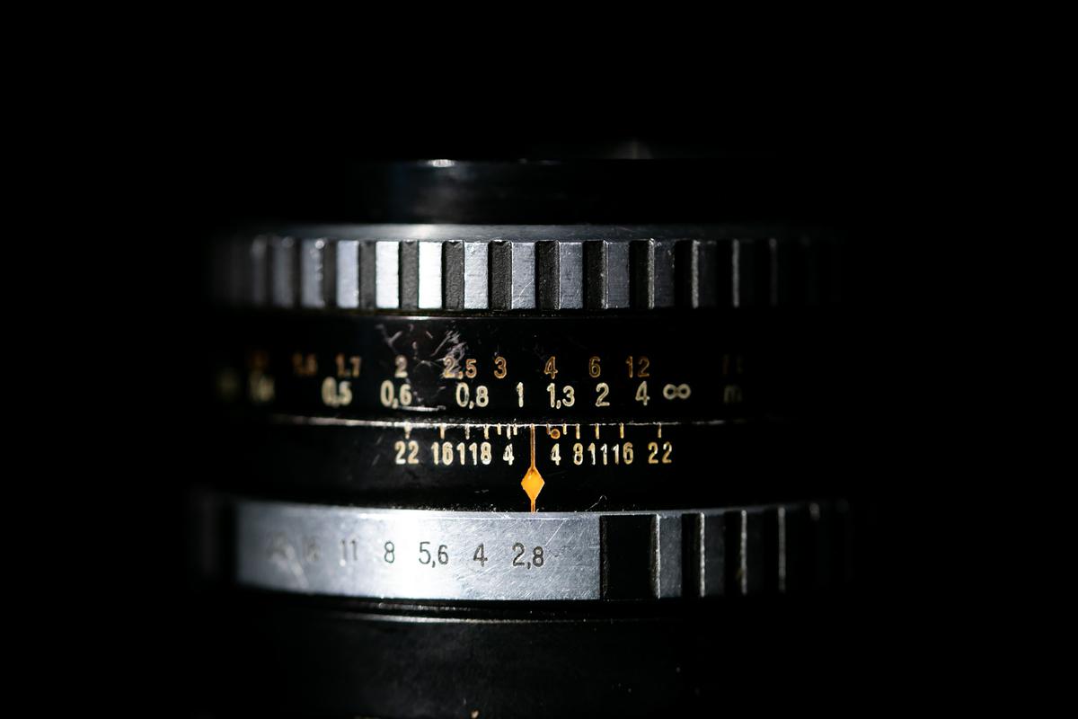 カールツァイス イエナ フレクトゴン 35mm f2.8