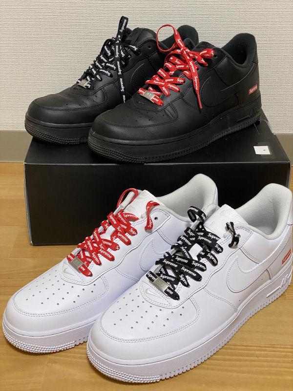 Supreme AirForce1 Nike