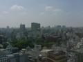 浅草ビューホテルの眺望2