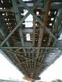 京急の橋の下