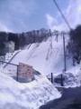小樽の坂の上(潮見台)に、スキージャンプ場なんてあったのか