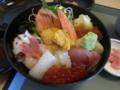 海鮮丼 @ 礼文